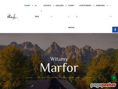 Producent oscypków www.marfor.pl