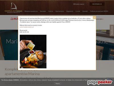Luksusowe Mieszkania - MarinaJastarnia.pl