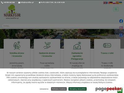 Markflor krzewy ozdobne Kraków