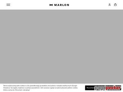 Koszule szyte na miarę Marlon