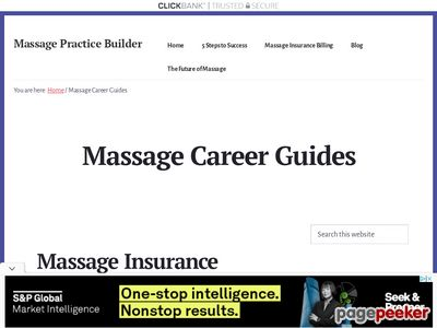 Massage Career Guides