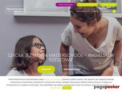 Szkoła języków obcych Rzeszów - Masterschool