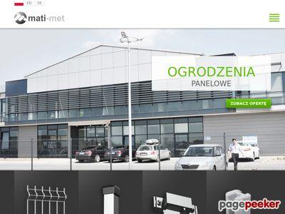 Ogrodzenia przemysłowe