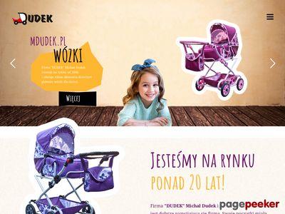 WÓZKI DLA LALEK producent, wózki lalkowe, huśtawki