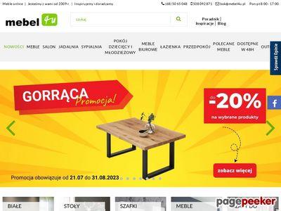 mebel4u.pl - Nowoczesny Design - Twój Styl | biurka,fotele,hoker
