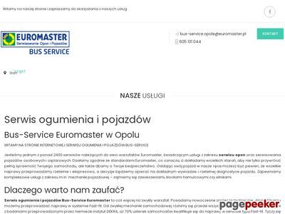 BUS-SERVICE Wulkanizacja Opole