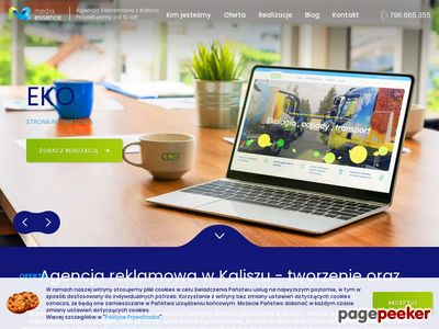 Strony www Kalisz
