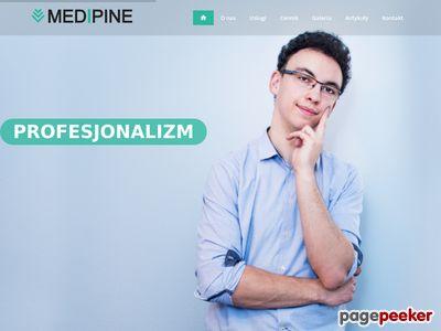 Medipine - Rehabilitacja Nysa - Fizjoterapia Nysa