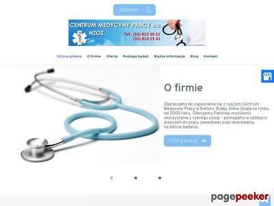 NZOZ Centrum Medycyny Pracy