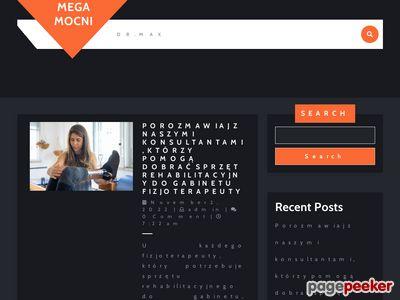 Megamocni - portal osób niepełnosprawnych