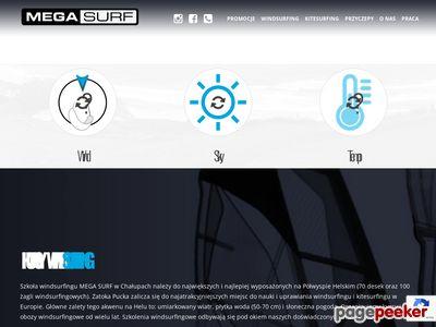 Szkoła windsurfingu Chałupy
