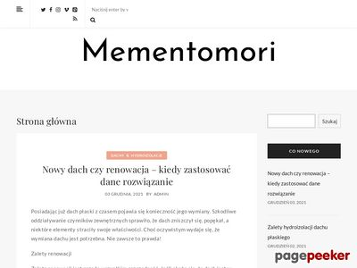 www.mementomori.com.pl