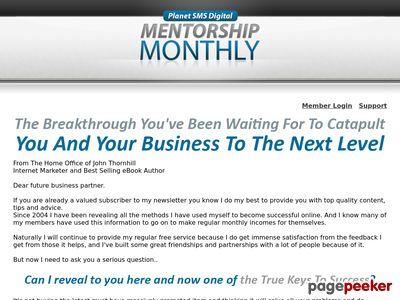 PlanetSMS Mentorship Monthly