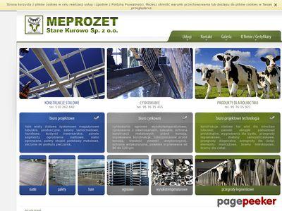 Cynkowanie z firmą Meprozet – zapraszamy.