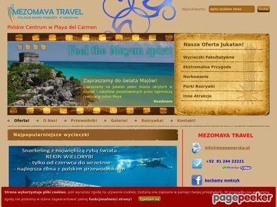 MezoMaya Travel - Polskie Biuro Podróży w Meksyku
