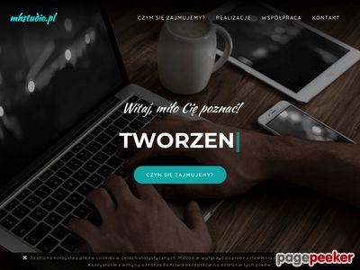 Mhstudio.eu – Responsywne strony internetowe, grafika i wiele więcej