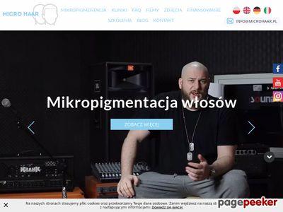 Sposób na łysienie - Microhaar.pl
