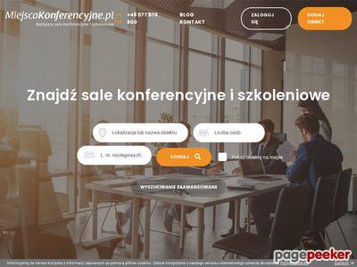 Konferencje - miejscakonferencyjne.pl