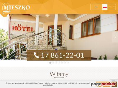 Hotel Mieszko w Rzeszowie