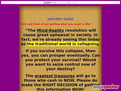 Secrets of Mind and Reality