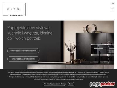 Mitmi Design - aranżacja wnętrz - Warszawa