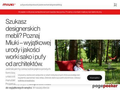 Sklep internetowy Miuki.pl