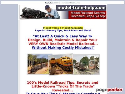 Model Railroads – Model Trains – Ebook