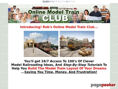 Model Train Club - Step-By-Step Tutorials, Articles, Photo Gallery, Videos With Ideas, Handy Tips and Answers To Your Model Railroading Questions.