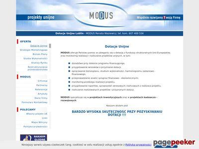 Projekty unijne lublin