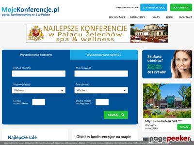 Konferencje w mieście Warszawa