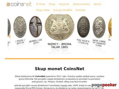 Coinsnet Krzysztof Padzikowski