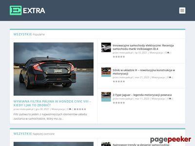Moto-pakt.pl wypożyczalnia motocykli Kraków