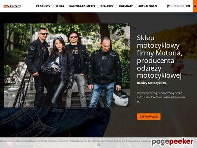 Odzież motocyklowa
