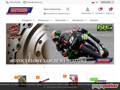 Motorus.pl - Sklep motocyklowy