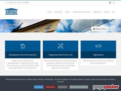 Administrowanie nieruchomościami Poznań