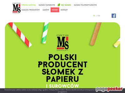 M.S. Ortis Produkt