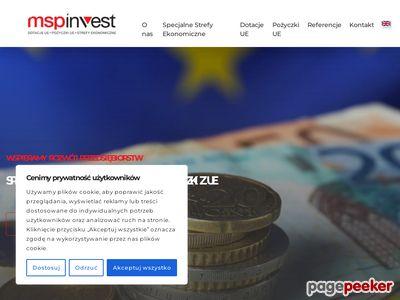 Dotacje na innowacje Toruń