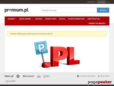 Muffinka.pl - Modowe Smaczki | Portal modowy i shoppingowy