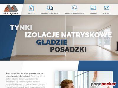 Izolacje natryskowe Szczecin