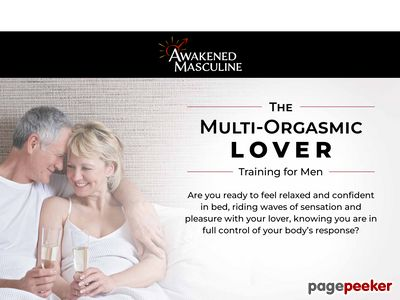 MultiOrgasmic Lover –