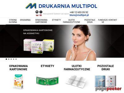 Drukarnia offsetowa Kraków