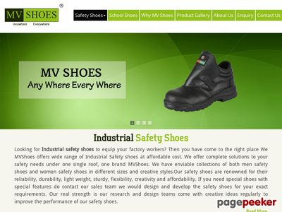 Read more about: http://www.mvshoes.in