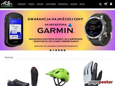 Sklep rowerowy shimano Warszawa