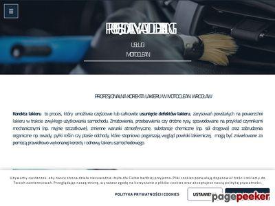 Auto Car detailing Moto Clean