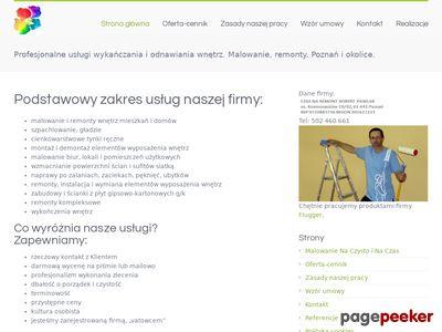 Malowanie Remonty Poznań