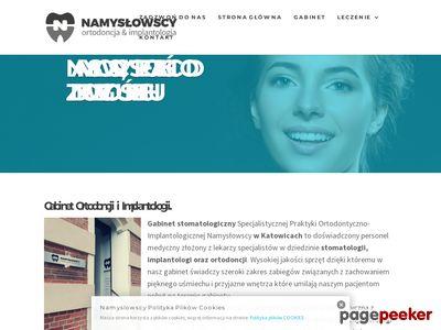 Namysłowscy Ortodoncja