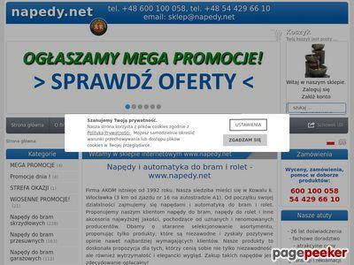 Napedy.net