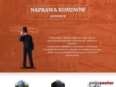Frezowanie kominów Katowice
