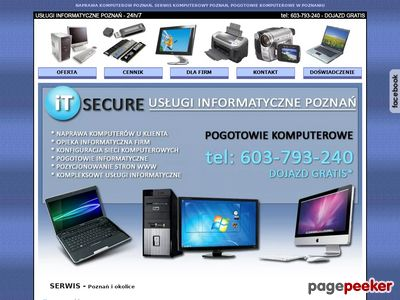 Serwis Komputerowy Poznań