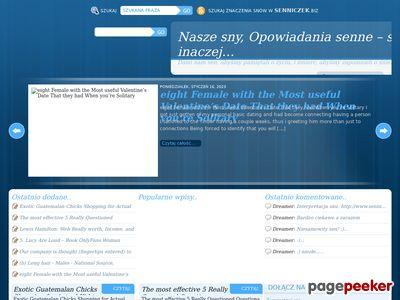 NaszeSny.pl - opowiadania senne